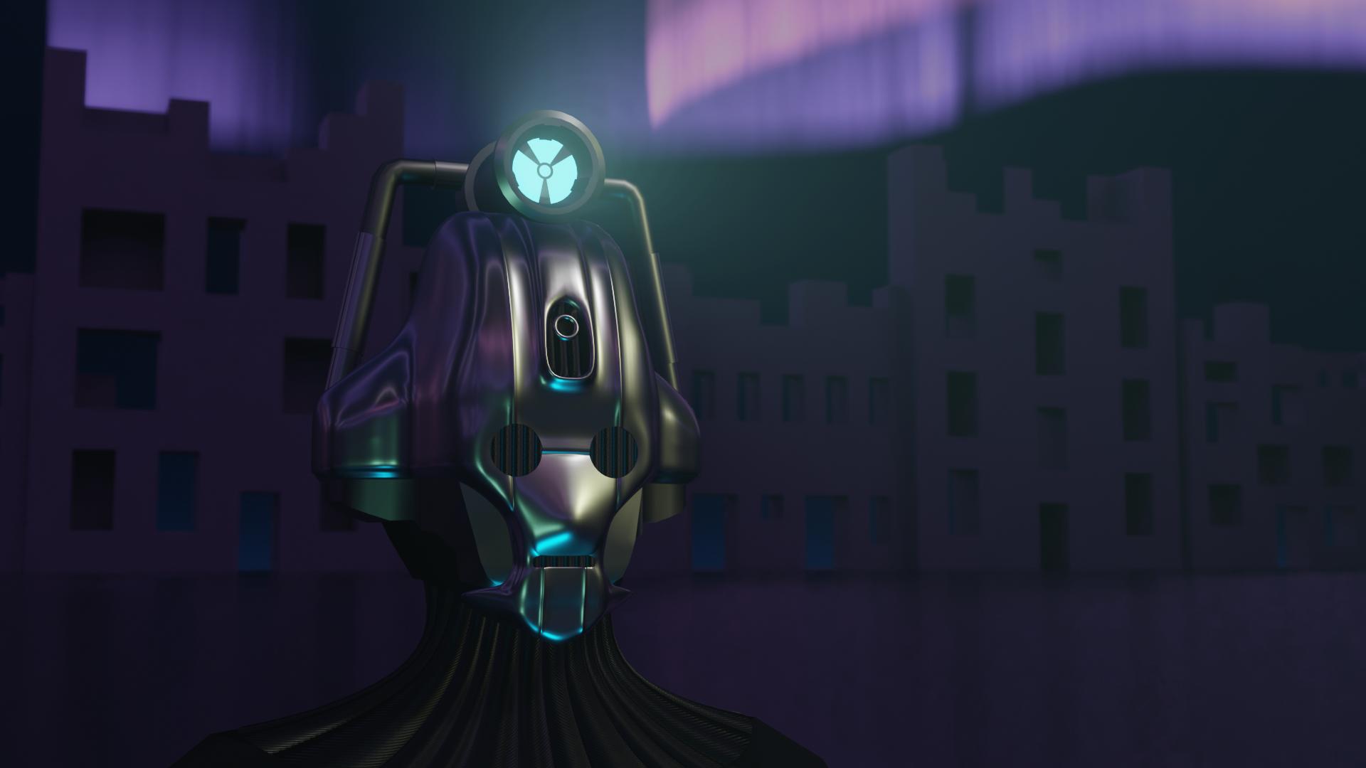 WIP Cyberman