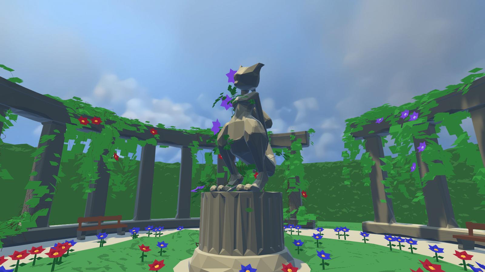 Mewtwo shrine