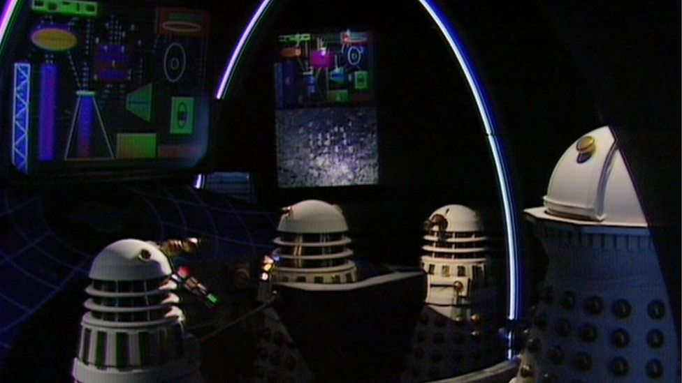 Reference screenshot - Doctor Who