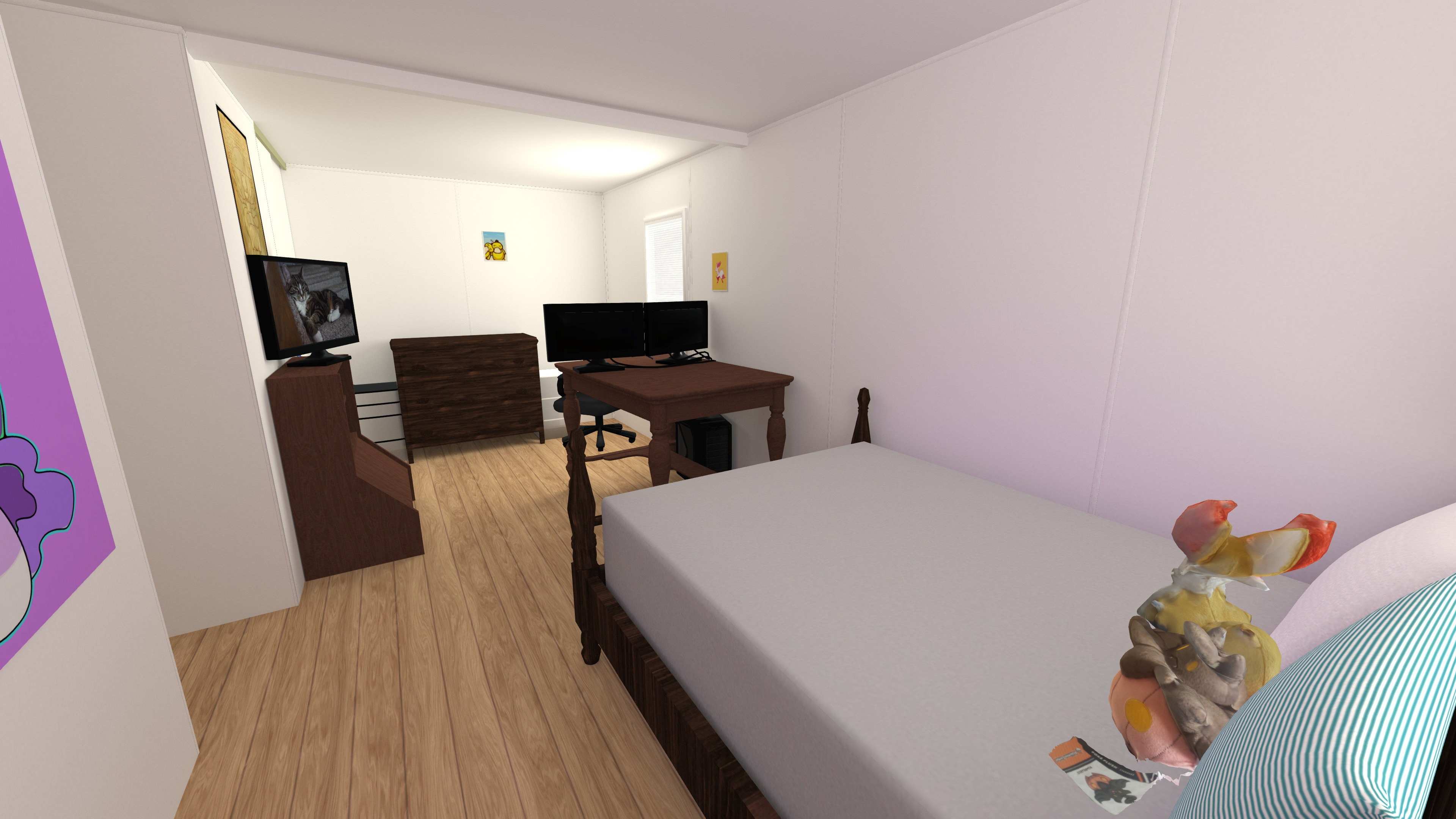 Bedroom bake