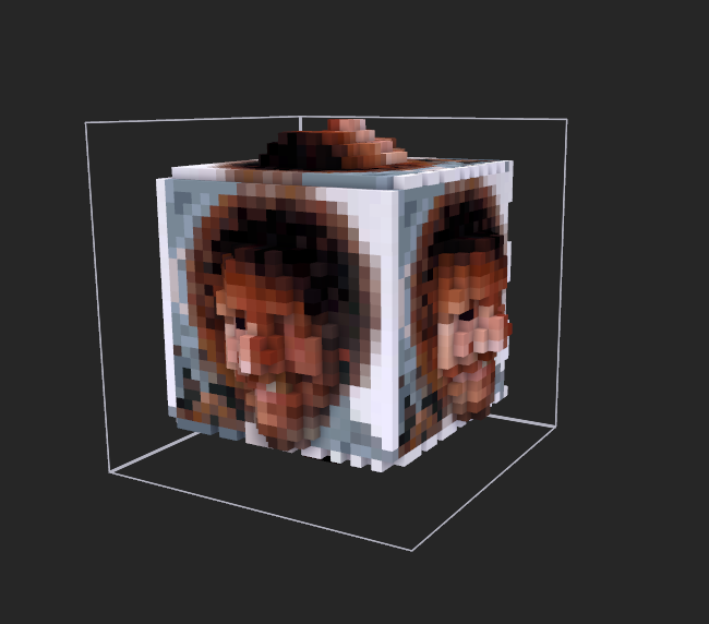 Low res model